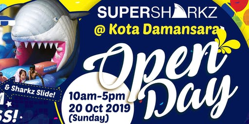Supersharkz Swim School @Kota Damansara Open Day 2019