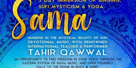Sama Music Immersion with Tahir Qawwal tickets