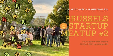 Brussels Startup Meatup #2 tickets