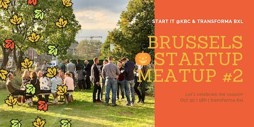 Brussels Startup Meatup #2