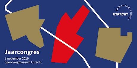 Jaarcongres Ondernemersfonds Utrecht tickets