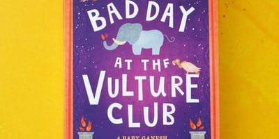 Bad Day at the Vulture Club - Vaseem Khan