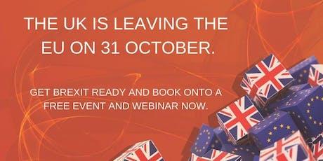 Medilink UK Brexit Readiness - free event in Birmingham tickets