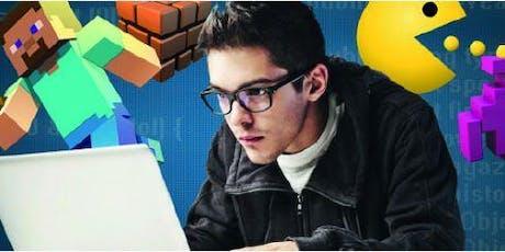 Videogame Coding 11-17 anni biglietti