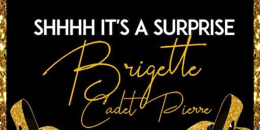 Brigette Cadet Pierre SURPRISE  Retirement Party