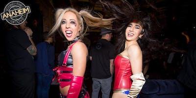 21+/ Halloween Pre-Party (Superheroes vs Villains Bash) at HOB