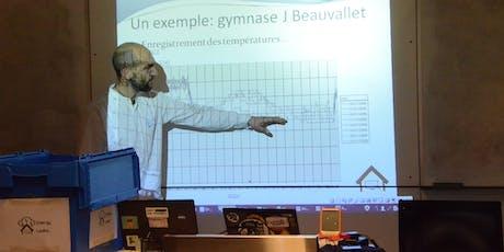 Atelier suivi énergétique open data des bâtiments billets