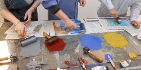 Linocut Workshop | Clare Melinsky tickets