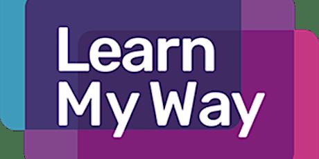 Get online with Learn My Way (Lytham) #digiskills tickets