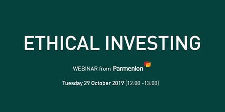 Ethical Investing Webinar tickets
