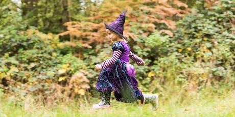 Witches & Warlocks Den Building tickets