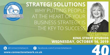 Connects Network Meeting - October 2019 tickets