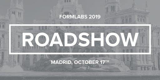 Formlabs Roadshow presenta la Form 3 en Madrid