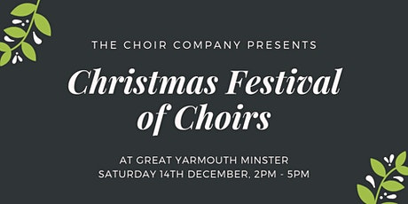 Christmas Festival of Choirs tickets