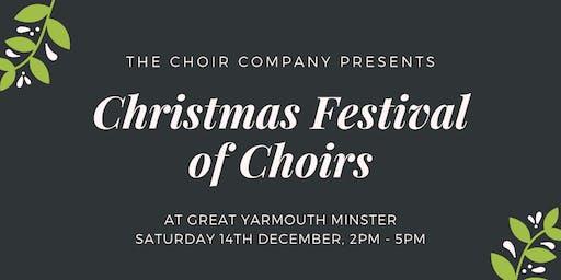 Christmas Festival of Choirs