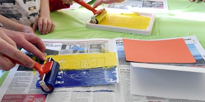Family Craft Workshop: Printmaking