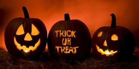 HAUNTED LDN - Londons Biggest Halloween Party tickets