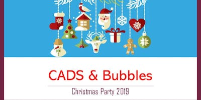 CADS and Bubbles   Christmas Party 2019