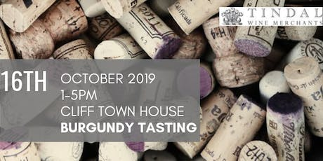 Tindal's Burgundy Trade Tasting tickets