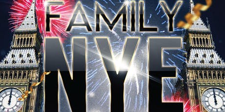 Family New Year's Eve 2019 tickets
