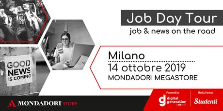 Job Day Tour / Milano biglietti