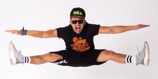 Cork Hiphop Dance workshop