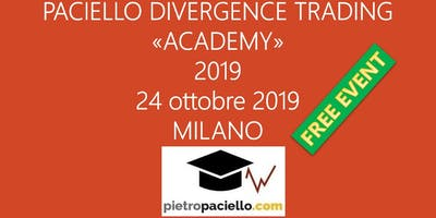 OPEN DAY - Paciello Divergence Trading Academy - Spread Trading LIVE