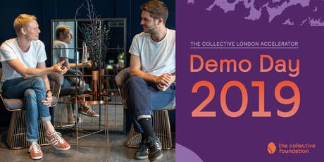 Collective London Accelerator 2019 Demo Day tickets