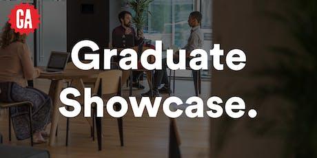 Graduate Showcase   Junior Web Developers, Data Scientists & UX Designers tickets