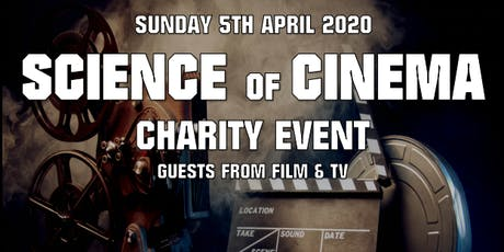 SCIENCE OF CINEMA CHARITY EVENT 2020 tickets