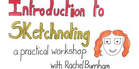 Introduction to Sketchnoting - A practical workshop tickets