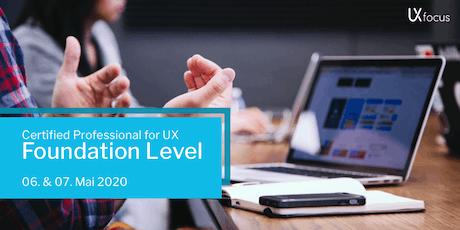 UX Foundation Level (CPUE-FL) billets