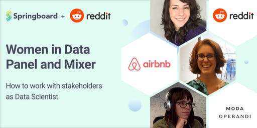 Women in Data: How to work with stakeholders as a Data Scientist