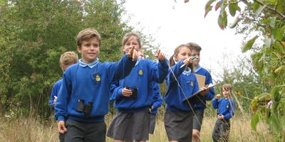 Teacher Training: Introduction to teaching outdoors - Sutton Courtenay