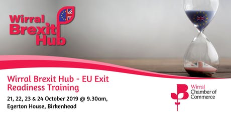 Wirral Brexit Hub – EU Exit Readiness Training tickets