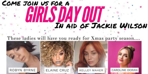 Girls Day Out In Aid of Jackie Wilson's Cancer Fund