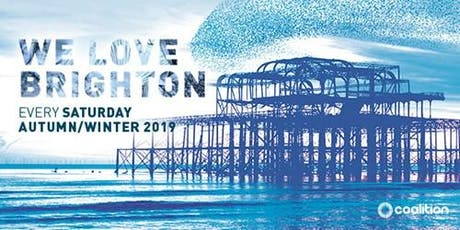 Rave Rooms (We Love Brighton) tickets