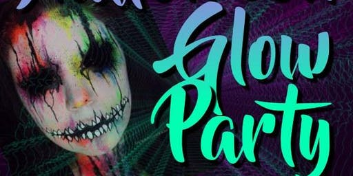 Halloween Glow Party - Tullamore.