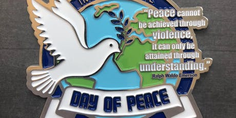 The Day of Peace 1 Mile, 5K, 10K, 13.1, 26.2 - Mobile tickets