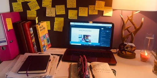 Virtual Writing Retreat (calling all homeworkers and writers)