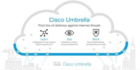 Cisco Umbrella Training for Customers tickets