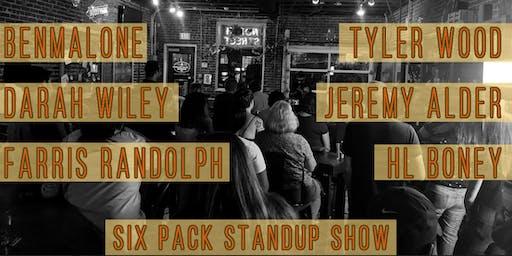 Six Pack Standup Show