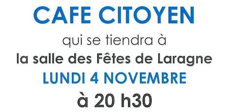 Café citoyen de la vie associative et des associations billets