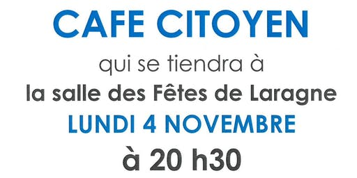 Café citoyen de la vie associative et des associations