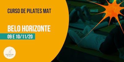 Curso de Pilates Mat - Polestar Brasil - Belo Horizonte