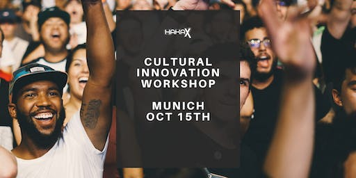 Cultural Innovation Workshop