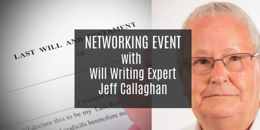 BREAKFAST NETWORKING EVENT | NORTHAMPTON | WITH WILL WRITING EXPERT