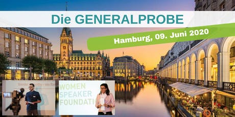 Die GENERALPROBE in Hamburg Tickets