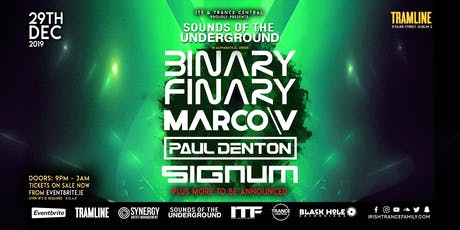 ITF & Trance Central pres Sounds Of The Underground tickets