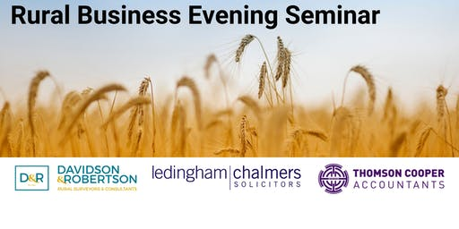 Rural Business Evening Seminar